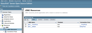 GlassFish Application Deployment Step 4