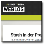 Seibert Media Blog: Stash in Practice - Protecting your Branches (german language) (web)