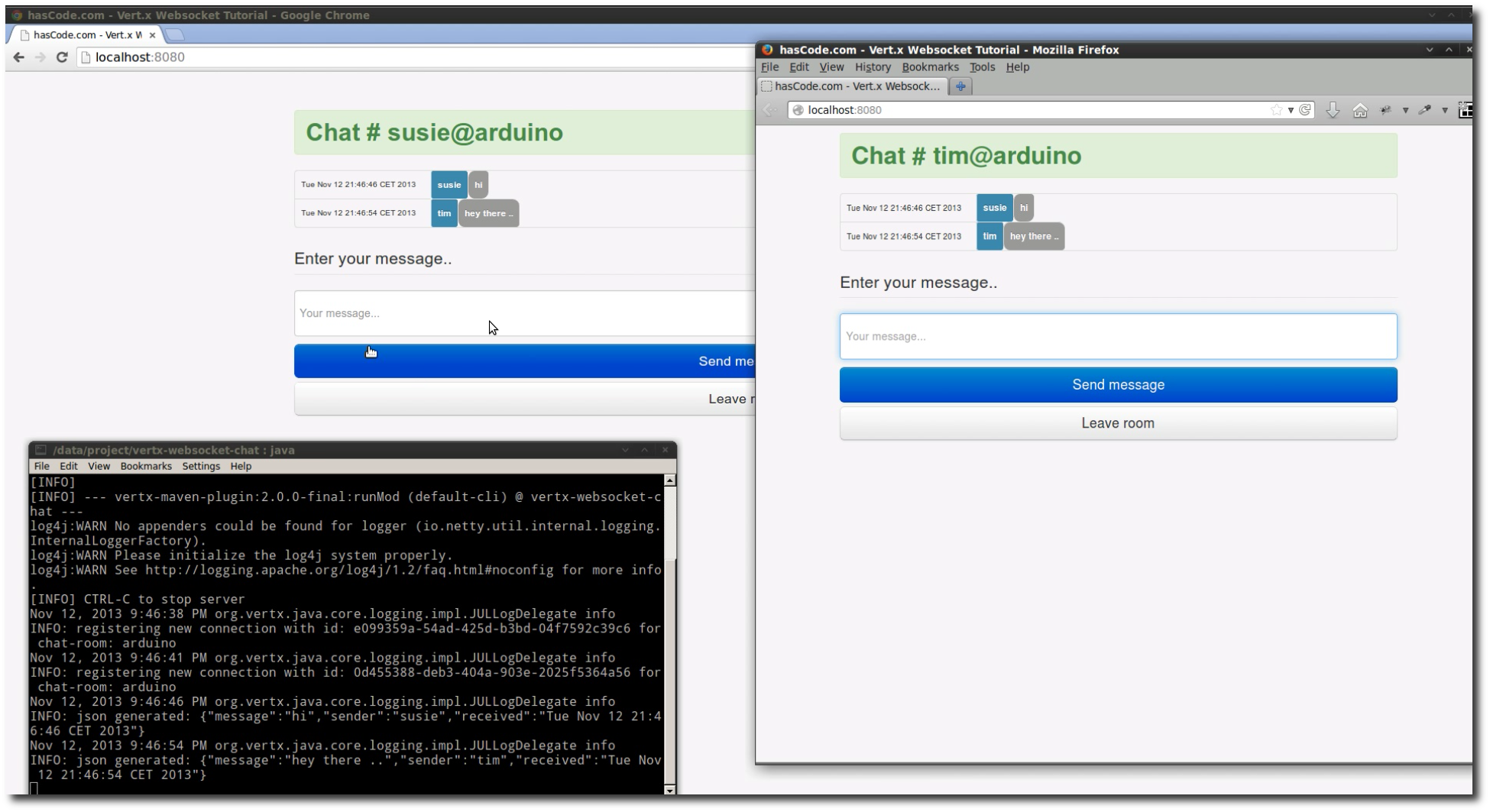 com blog archive creating a websocket chat application vert x websocket chat