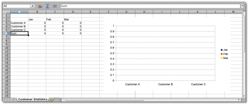 Excel Sample File