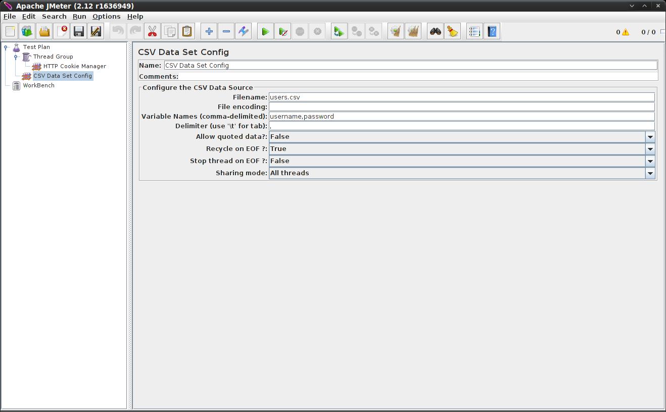 hasCode com » Blog Archive » Performance Testing a Multiuser Web