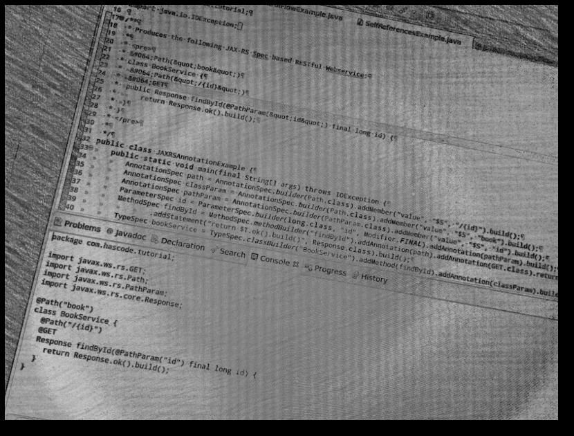 JavaPoet Example Code