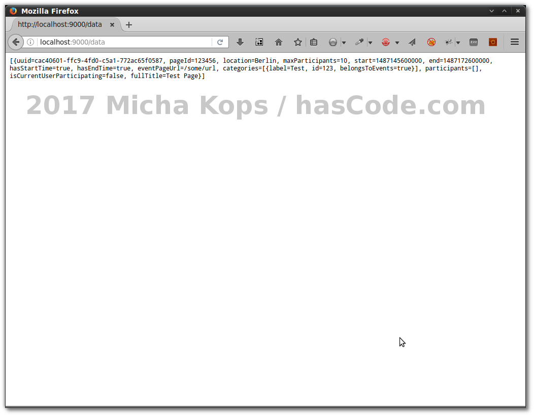 Hascode blog archive transforming json structures with filtered restful webservice output baditri Gallery